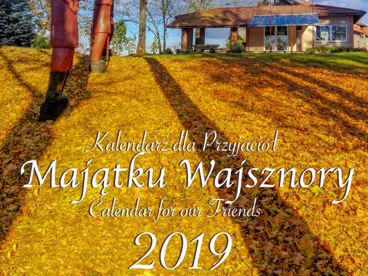 Kalendarz dla Przyjaciół... 2018