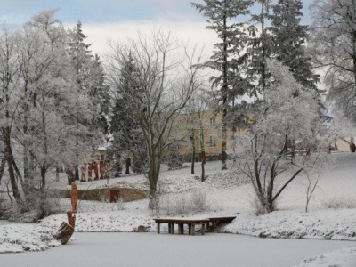 Wajsznory zimą