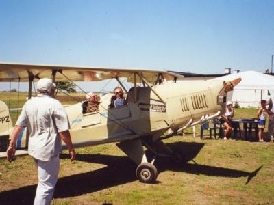 Mazurskie Festyny Lotnicze 1999-2009
