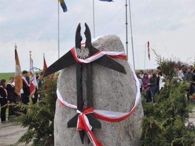 Odsłonięcie Obelisku
