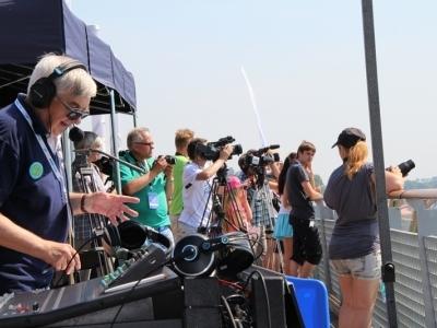 Mazury AirShow - Media i goście