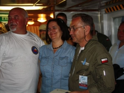 Mazury AirShow - Ship Party