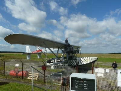Mazury AirShow - Wodnosamoloty S-38, Latający Jacht Odkrywców