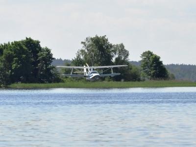 Mazury AirShow - Wodnosamoloty