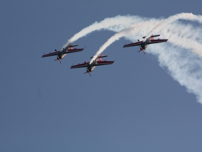 Mazury AirShow - Zespoły Akrobacyjne