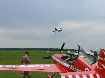 Mazury AirShow - Zespoły Akrobacyjne - Red Bull i inne