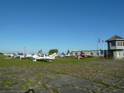 Na lotnisku Wilamowo