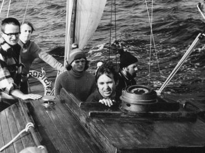 Żeglowanie na Bałtyku