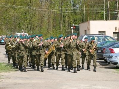 Prezentacja Wojska i Straży Granicznej