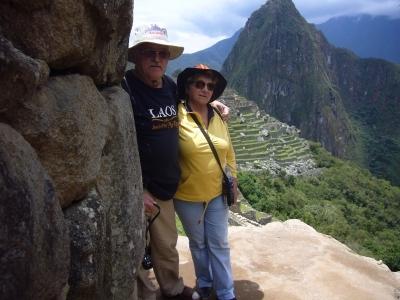 Peru - Machu Picchu